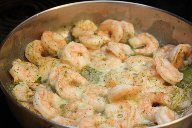 garlic butter shrimp scampi recipe | Get in my belly! | Pinterest