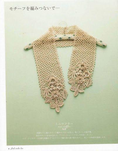 Irish crochet - maria sabatini - Álbumes web de Picasa