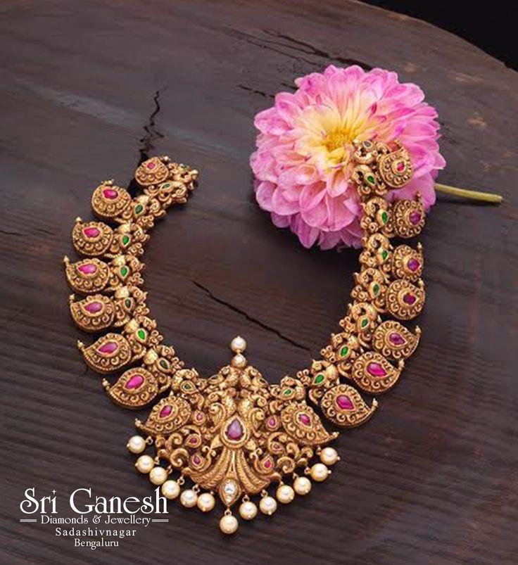 Latest Mango Mala Design | Jewel, Indian jewelry and India jewelry