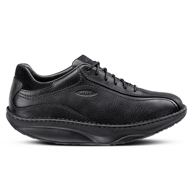 SALE Mbt Ajabu in Black $99.90 - close out rocker sole shoes. get them
