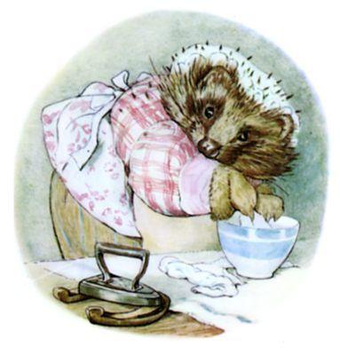 Beatrix Potter - Love Mrs. Tiggy Winkle!!
