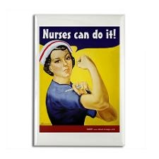 nurses can do it