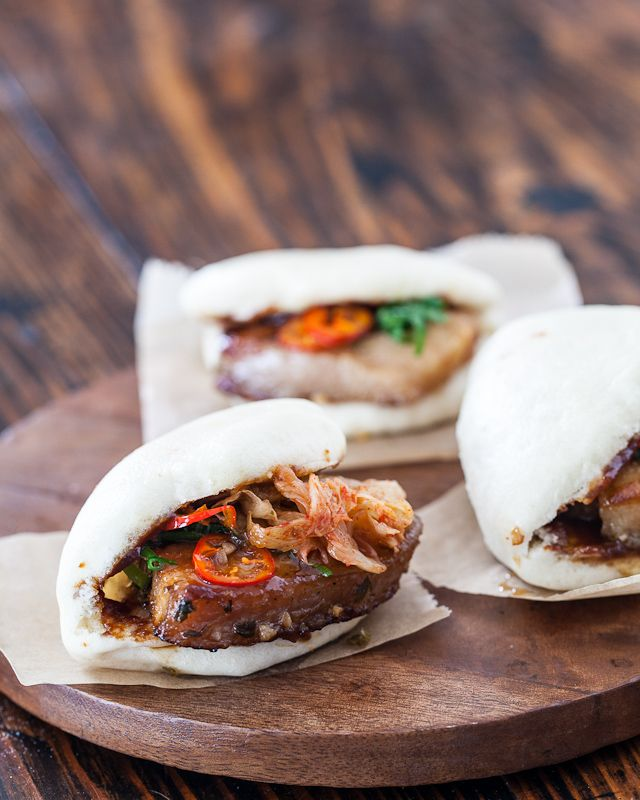 ... pork belly pulled pork buns pork belly caramelized and pork belly buns
