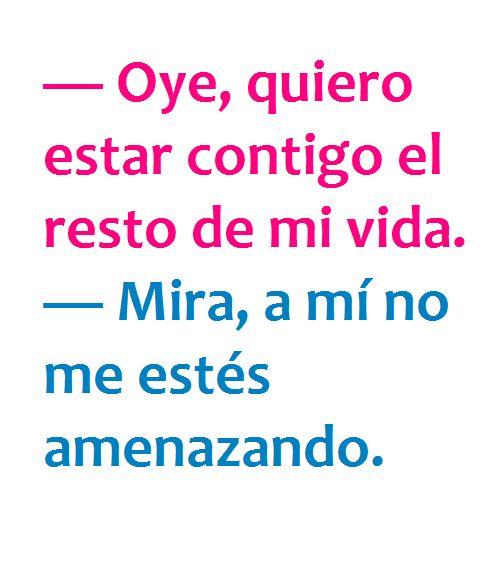 #SinAmenazar