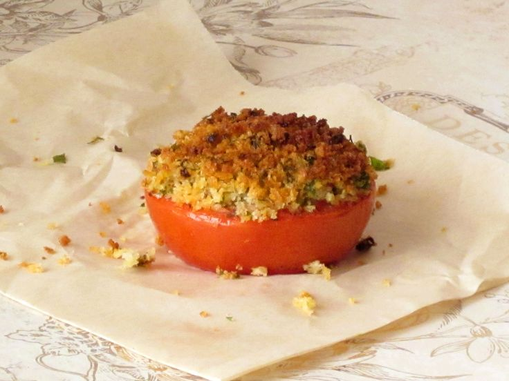 Tomatoes Provencal by Julia Child | recipes | Pinterest