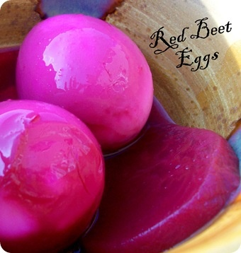 Red Beet Eggs | Recipes- Tried and True | Pinterest