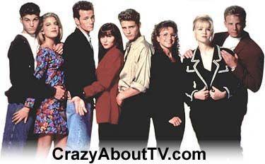 Beverly hills 90210 tv show cast members tv shows i love pinterest
