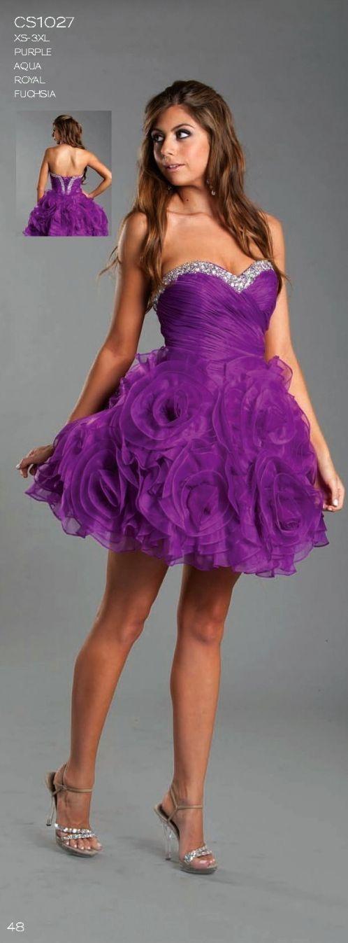 Similiar Sweet 16 Dresses Purple Short Keywords