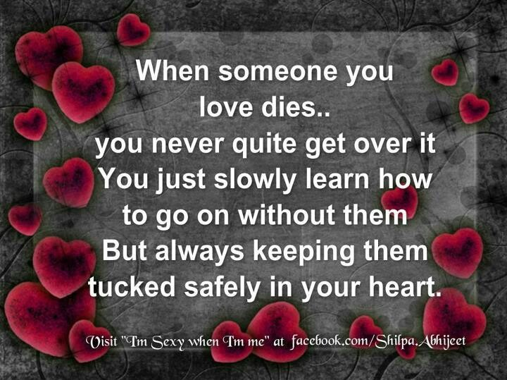 Quote For Friend Who Lost Dad : Missing deceased loved ones quotes quotesgram