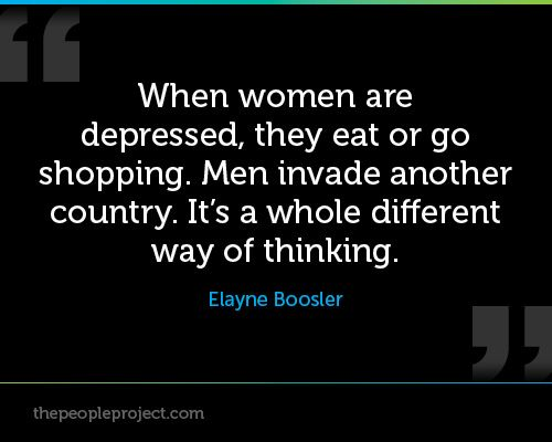 Country it s a whole different way of thinking elayne boosler