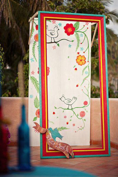 backdrop frame wedding design coordination by mishka designs