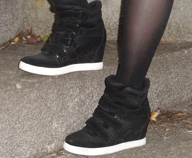 high heel running shoes