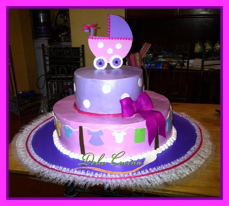 beautiful baby shower cake baby shower pinterest