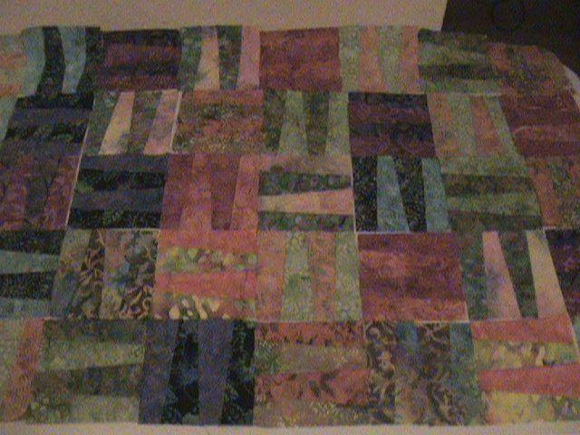 Quilt Pattern Split Rail Fence : Split Rail Fence quilt Quilt Patterns and Such Pinterest