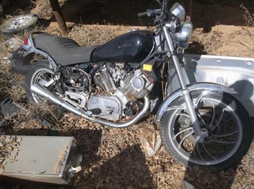 Partingout 1981 Yamaha Xv 750 H Virago