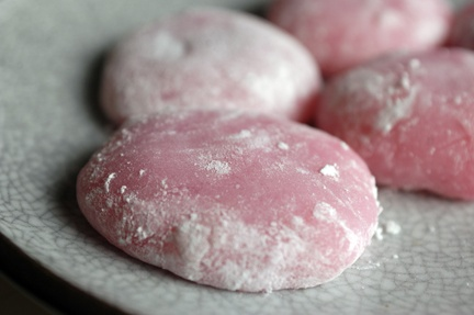 """How to make red bean cake """"mochi"""" 