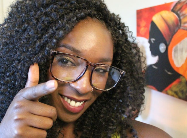 Crochet Braids In Brooklyn : Natural Hair Pinterest