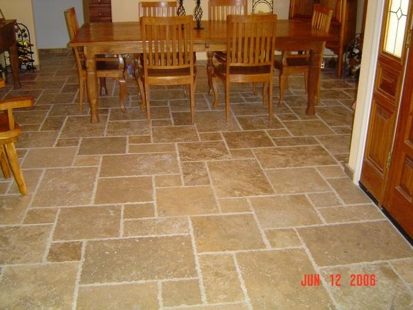 Comtravertine Kitchen Floor : travertine floors