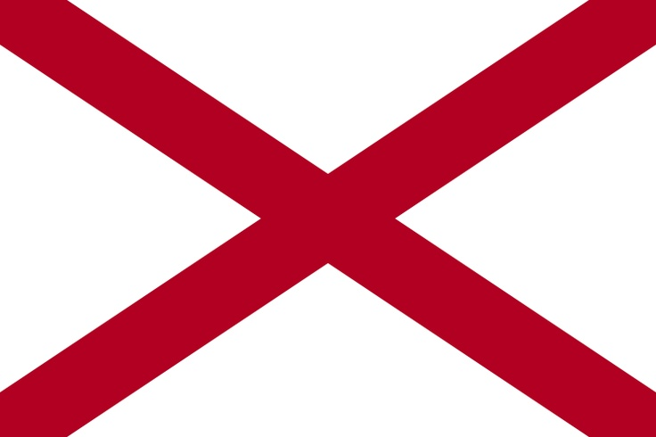 flag alabama