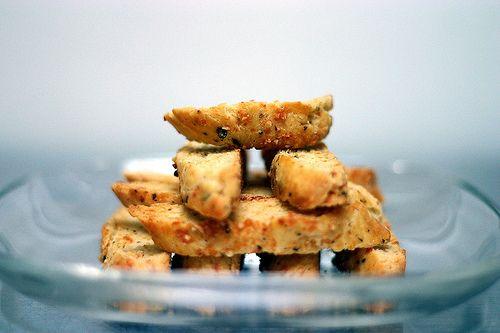 parmesan black pepper biscotti. | eat // bread | Pinterest