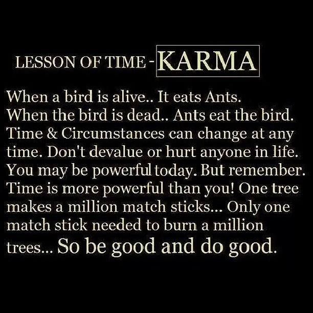 Quotes About Stealing And Karma - 66.9KB