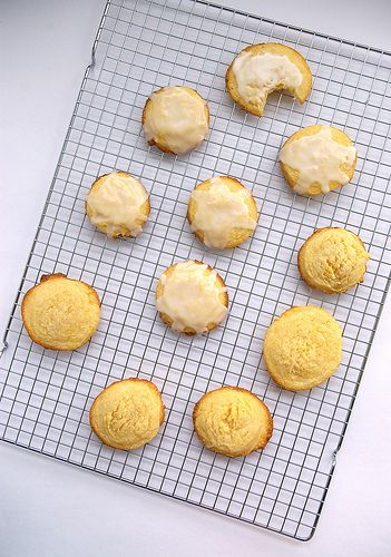Lemon Polenta Cookies II | Baking/Decorating | Pinterest