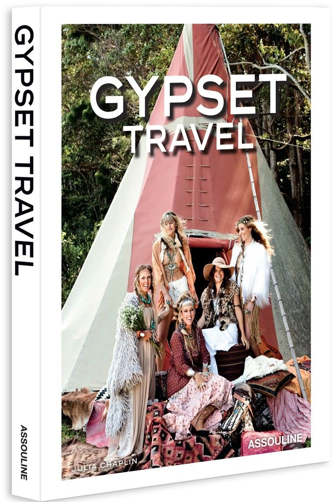 YESSSS! The new Gypset book is here!