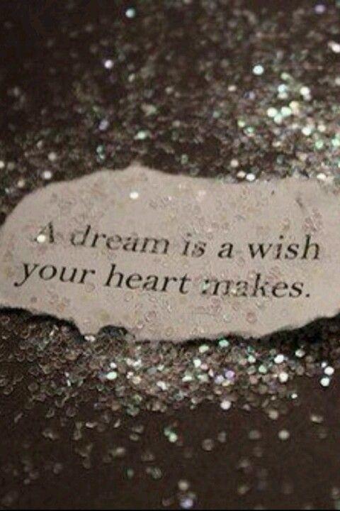 Dreams. Wishes. The Heart.    - Disney's Cinderella