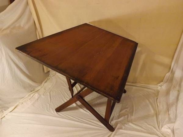 Images for antique wood table