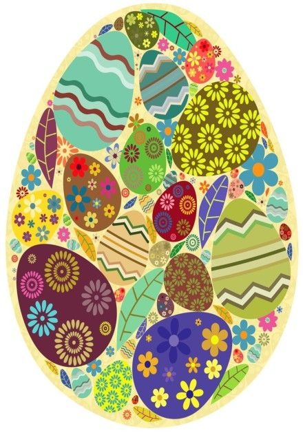 Easter Egg Wooden Puzzle