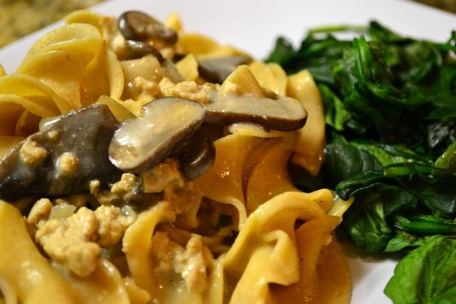 turkey stroganoff | Recipes To Try | Pinterest