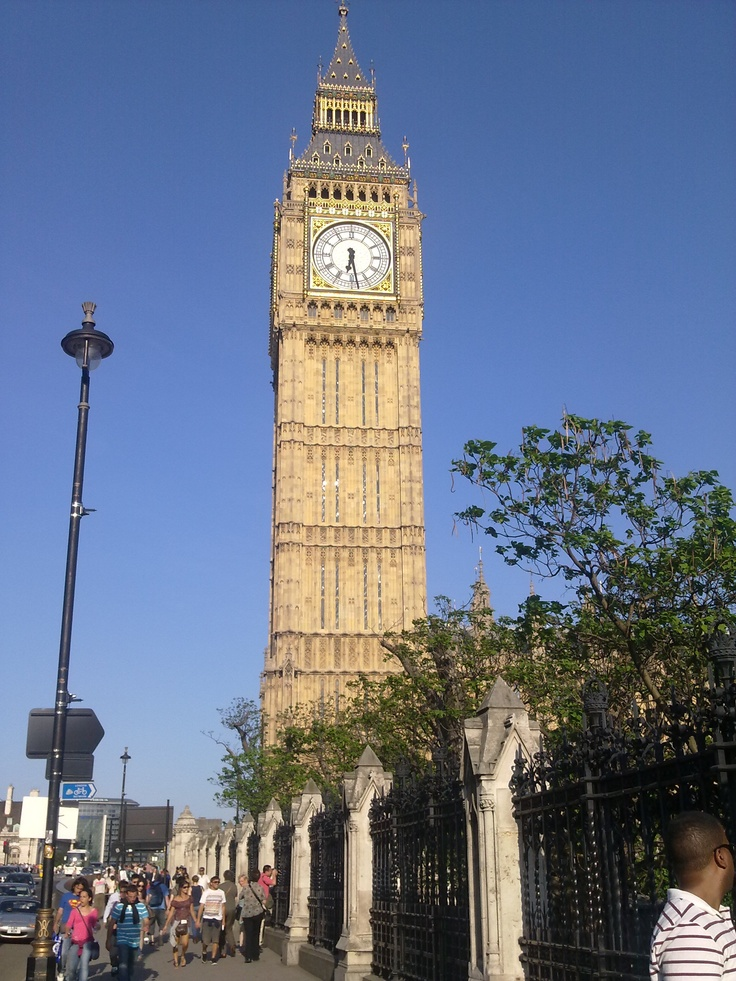 London time!