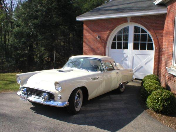 1956 Ford thunderbird craigslist