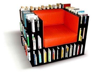 chair bibliochaise