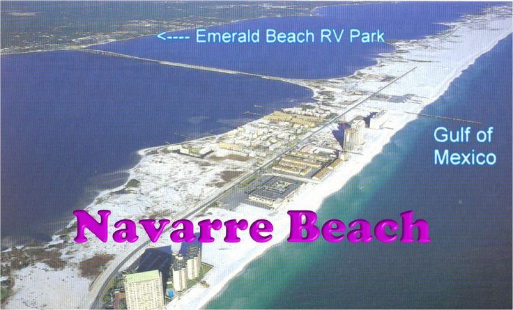 Emerald Beach Rv Park Florida