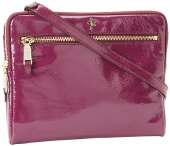 Cole Haan Ali Mini B40973 Laptop Bag,Masquerade Patent,One Size
