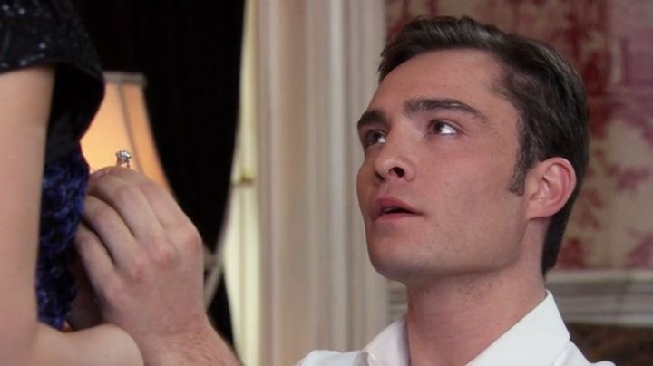 Gossip Girl series finale: Chuck proposes to Blair