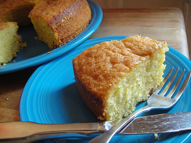 Polenta cake with Olive Oil and Rosemary - I want to add quince or ...