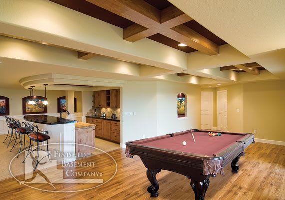 basement game room bar area finished basement ideas pinterest