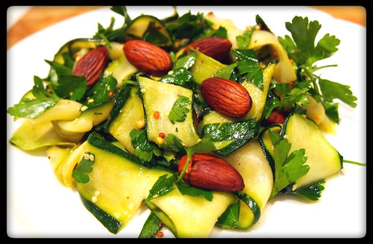 Spicy Grilled Eggplant And Zucchini Salad With Thai Flavors Recipe ...