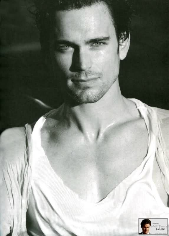Matt Bomer as Christian Grey (Fifty Shades of Grey). Because no one can out-white collar our Fifty.