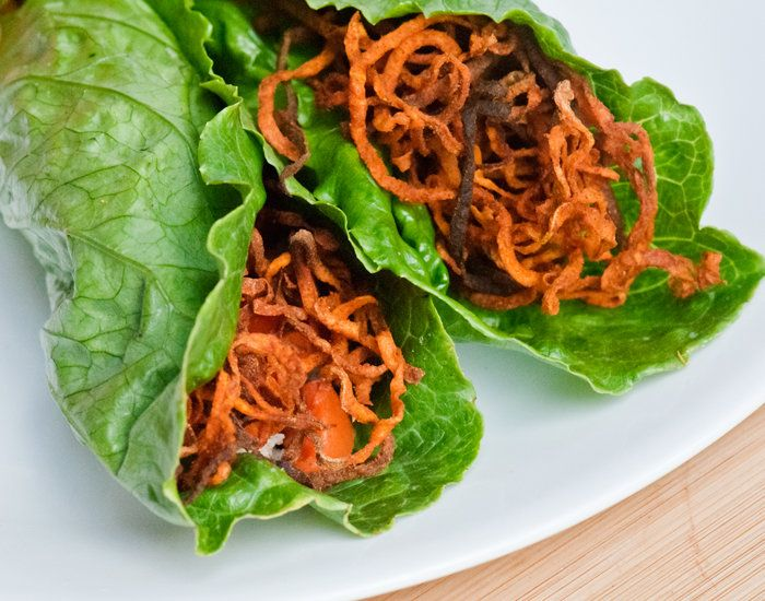 Sweet Potato Patty Wrap Recipes — Dishmaps