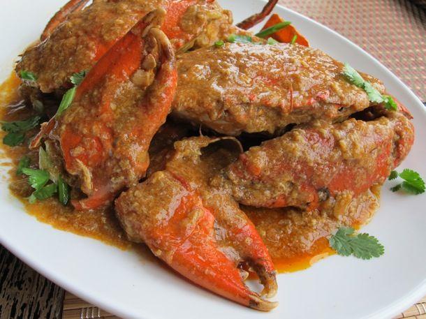 Singapore Chili Crab | Food & Recipes - Asian | Pinterest