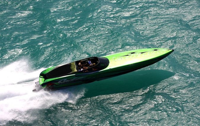 New 2012 statement marine 42 ultimate high performance boat photos