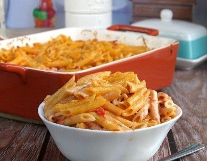 Penne with 5 Cheeses | Taste of Italy and other pasta yummies | Pinte ...