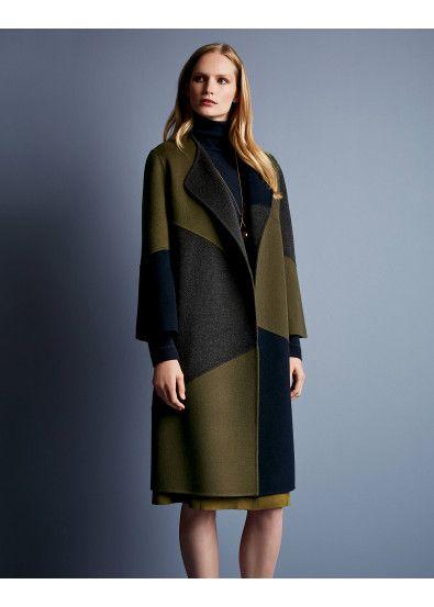Модные фабрики пальто