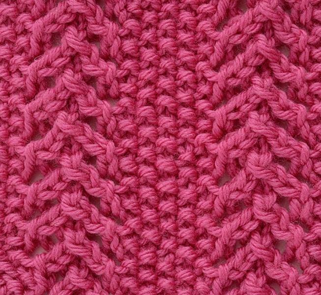 Crochet Moss Stitch : Lace & Moss stitch Knit/Crochet/Sew Pinterest