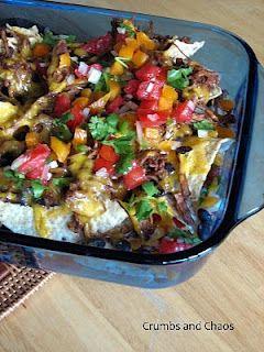 cowboy nachos ... yum yum   Food. YUM!   Pinterest