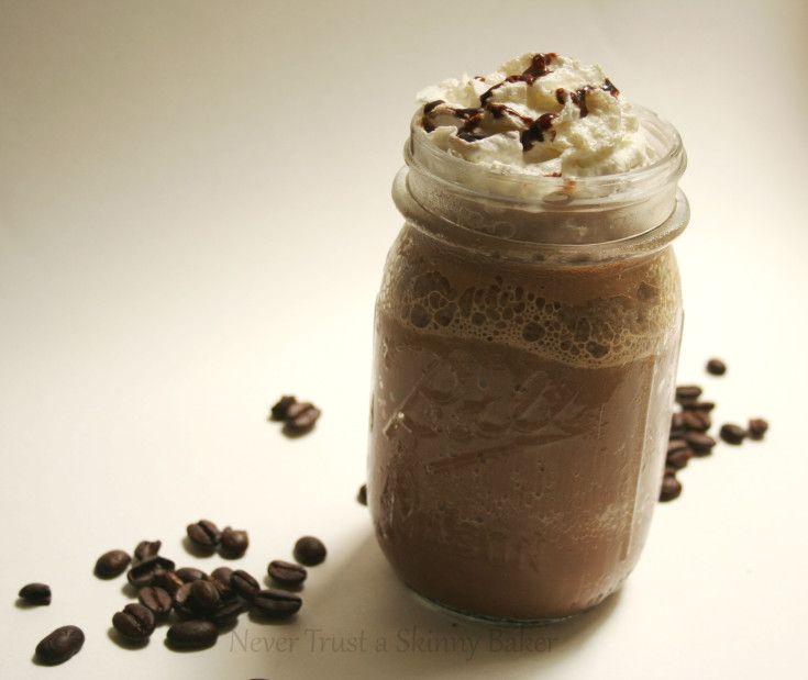 Mocha frappuccino | foods I love | Pinterest