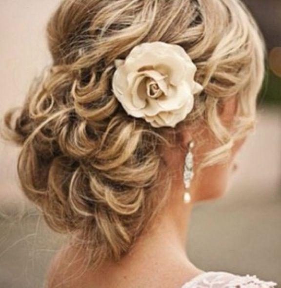 ¿Buen peinado para tu boda no?